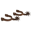 Antiqued Cowboy Spurs
