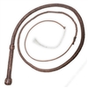 The Hollywood Nylon Bullwhip is a high-quality expertly-balanced American style bullwhip handcrafted in Los Angeles!
