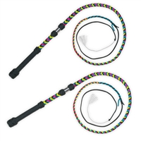 Nylon Performance Bullwhip (matched set)