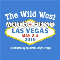 2019 Wild West Arts Fest SINGLE DAY PASS