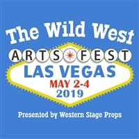 Western Stage Props presents: The 2019 Wild West Arts Fest!