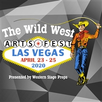 The 2020 Wild West Arts Fest - Presented by Western Stage Props