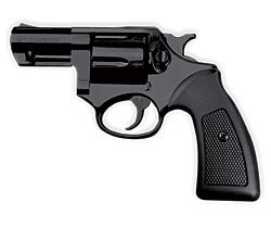 .357 Detective Special Blank-Firing Revolver - Black Finish (.209 Shot Shell)