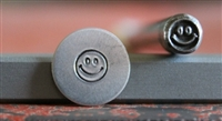 Smiley Face Metal Design Stamp SGA-46