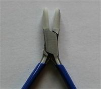Small Flat Nosed Double Nylon Forming Jewelry Pliers - SGBHSC-114