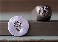 A Supply Guy Design - Healing Hand of Miriam Metal Design Stamp - SGCH-118