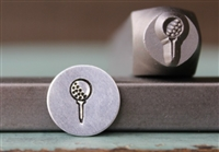 Brand New Supply Guy Design - Golf Ball Metal Design Stamp - SGCH-133