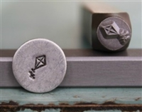 A Supply Guy Design - Kite Metal Design Stamp - SGCH-19
