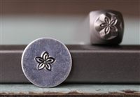 A Supply Guy Design - Flower Metal Design Stamp - SGCH-191