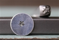 A Supply Guy Design - Mini Flower Metal Design Stamp - SGCH-192