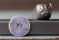A Supply Guy Design - Mini Flower Metal Design Stamp - SGCH-194
