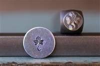 Brand New Supply Guy Design - Lotus Flower Metal Design Stamp - SGCH-82