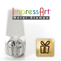 Impress Art Gift Box Metal Design Stamp - SGSC1520-F-6MM