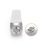 Impress Art Snail Metal Design Stamp - SGSC156-AN-6MM