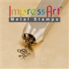 Impress Art Mikey Boy Metal Design Stamp - SGSC159-P-6MM