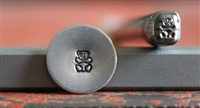 Whimsical Design Teddy Bear Metal Design Stamp - SGWM-9