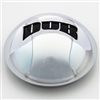 DUB Wheels 1000-48 Chrome Center Cap