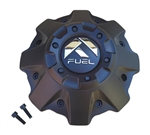 Fuel Offroad CAP M-852BK04 1001-63BR Black Center Cap Fits 5 & 6 Lug CAP M-447 ST-MQ804-150