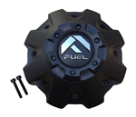Fuel Offroad Matte Black Center Cap CAP 1002-48BR CAP M-854BK04 904-14 1001-63-B