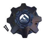 Fuel Offroad 1002-53BR 1002-53BR+1002-55B 1002-53 Center Cap Black Rivets