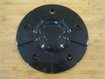 "EE Edge Engineering Variance Black Wheel RIm Center Cap 1034-CAP (6 7/8"")"