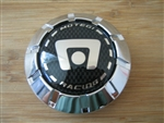 Motegi Racing MR105 Chrome Wheel Rim Snap In Center Cap QT105K68 105K68MR