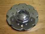 Ion Alloy 119 Chrome Wheel Rim Center Cap Centercap 119-XX
