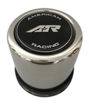 American Racing 1266001S Stainless Center Cap