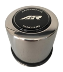 American Racing 1295001S Chrome Center Cap 2.95 Inch