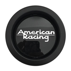 American Racing 1183T83 HT005-59 1327006023-M Matte Black Center Cap