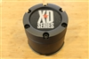 KMC XD Series 123 Matte Black Wheel Rim Center Cap 1414-1425-CAP-UP 142500XDA