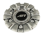 American Racing 17 Inch 1639290016 62291780F-1 Chrome Wheel Center Cap
