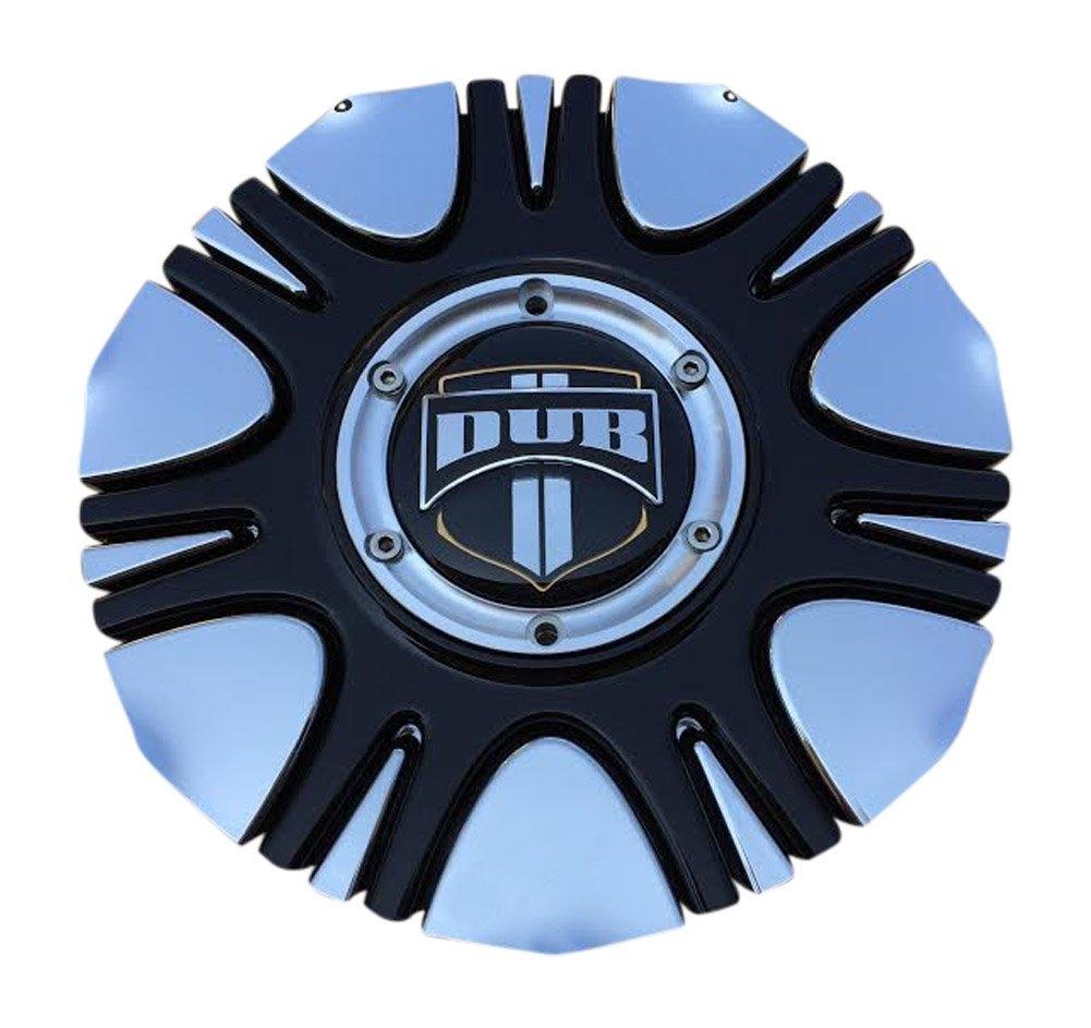 DUB 2130-15 Black Center Cap
