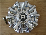 Motegi Racing DP20 Chrome Wheel Rim Center Cap MR-2630 S511-25 22636200011