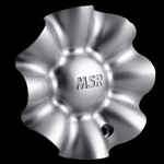 MSR REPLACEMENT CHROME CAP CAP PART NUMBER: 3112-06