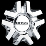 BOSS 327 Wheel Center Cap