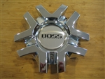 Boss Motorsports 327 Chrome Wheel Rim Center Cap Made In Korea 3206