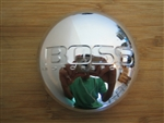 Boss Motorsports 338 Chrome Wheel Rim Snap In Pop In Center Cap 3248 3248-06