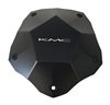 KMC 674 Clone 398L212 398L212-YB003 S1006-24 Black Center Cap