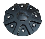 Dakar Cure 443L160 LG0806-29 Black Wheel Rim Center Cap