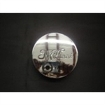 Milanni Kool Whip 446-K72 CAP LG0609-22 Chrome Center Cap