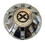 American Racing ATX Series 451L215 LG1108-11 Chrome Wheel Center Cap