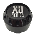 KMC XD Series 464K106GB 464K106 LG1405-23 Gloss Black Center Cap