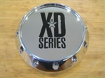 KMC XD 779 Badlands 786 Balzac 795 Hoss Chrome Wheel Rim Center Cap 464K131-2