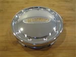 Diamo 25 Chrome Wheel Rim Snap In Center Cap 541K74 D-25 LG0708-02