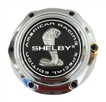American Racing 54701780F-1 1258100099 Shelby Chrome Wheel Center Cap