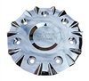 Starr Wheels 777 558-2285-CAP Chrome Center Cap