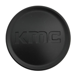 KMC Wheels 6217K74 SC-188-KMC Black Wheel Center Cap