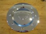 "EE Edge Engineering Gauge Chrome Wheel Rim Center Cap 80401880F-1 (6 7/8"")"
