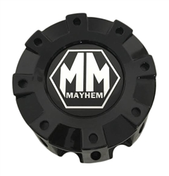 Mayhem Wheels 813220825F-1 Gloss Black Center Cap